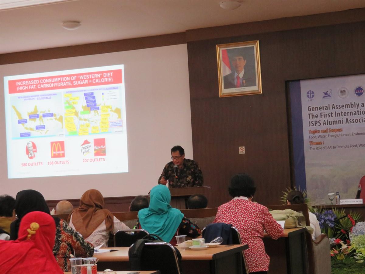 Dr. Drajat Martiano, Bogor Agriculture University