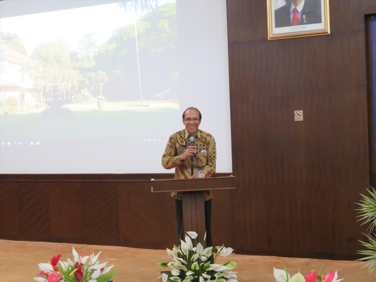 Dr. Subyakto, M. Sc, president, JAAI