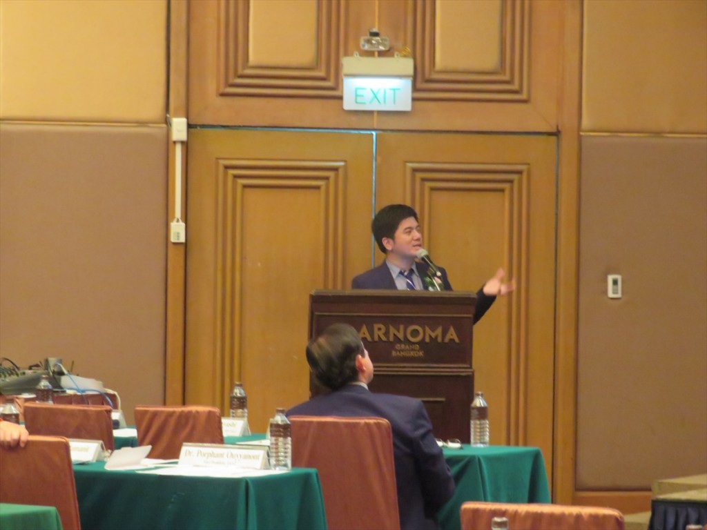 Asst. Prof. Dr. Narongchai Autsavapromporn Division of Radiation Oncology, Department of Radiology, Faculty of Medicine, Chiang Mai University