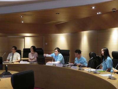 JSPS presentation