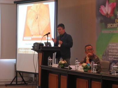 Dr. Sugiyama, Kyoto University