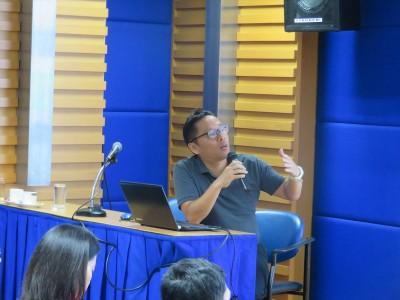 Mr. Kobayashi (JST Singapore Office)