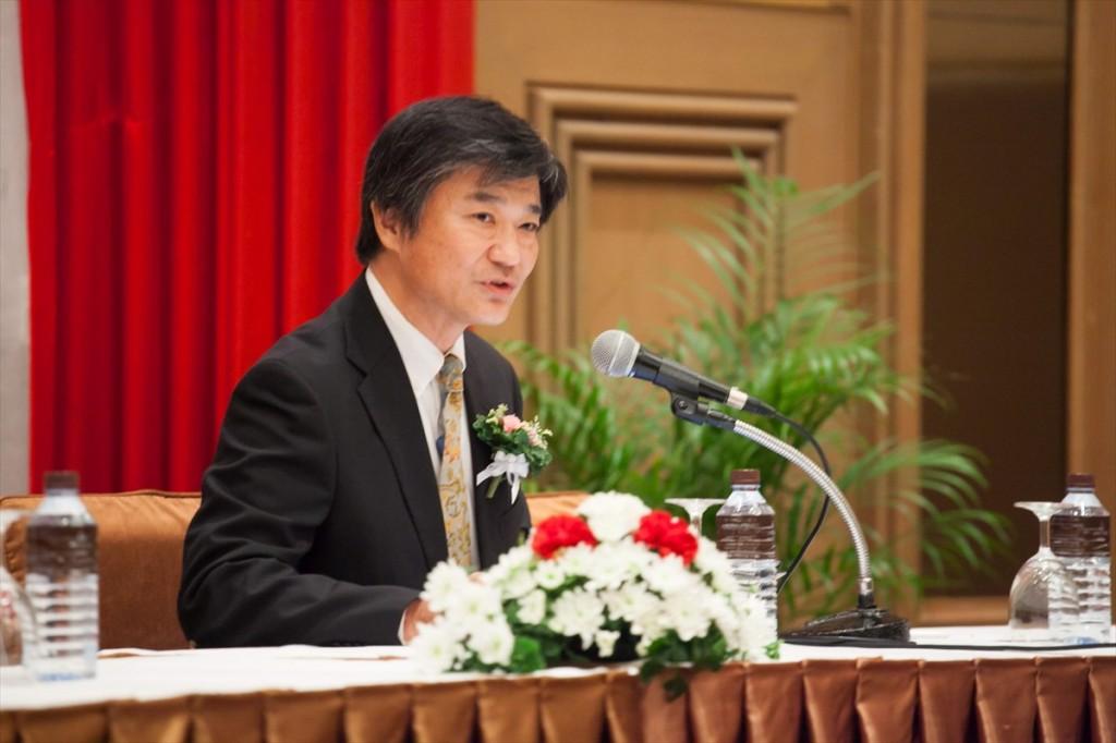 Mr. Yamaguchi (JSPS HQs)