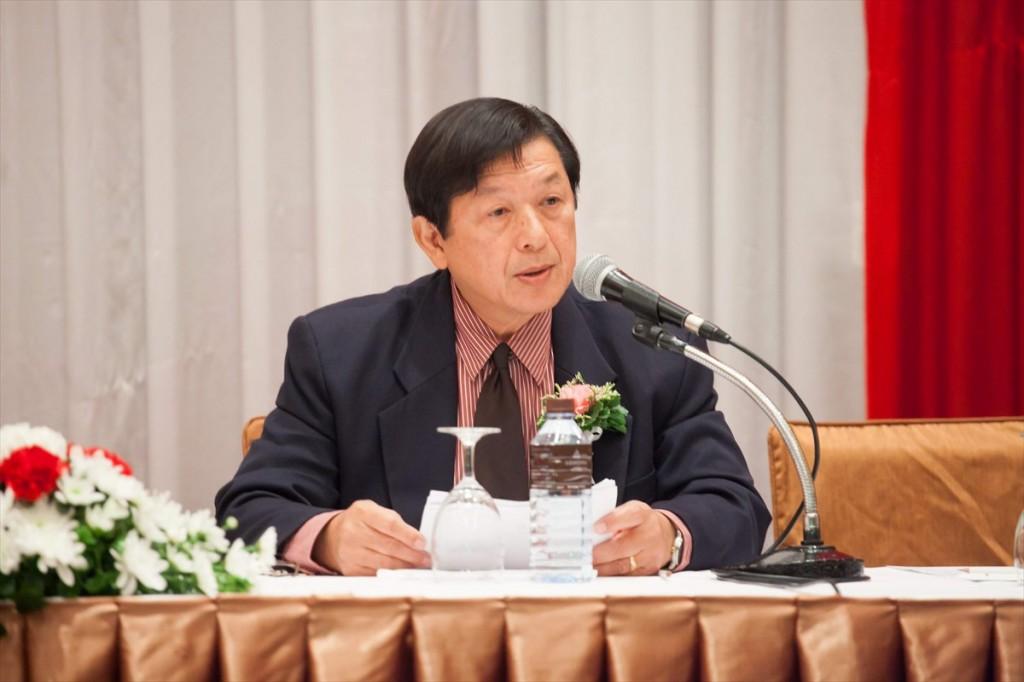 Dr. Danai (FT2018-JAAT President)