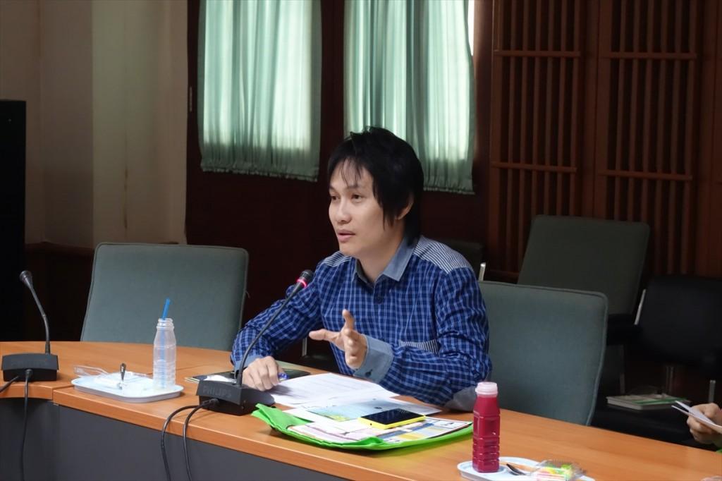 Dr. Thaweesak