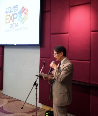 Mr. Kato, Director of JSPS International Affairs Division